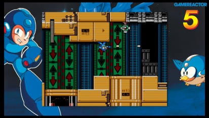 Mega Man Legacy Collection - Gameplay de Mega Man V en Nintendo Switch