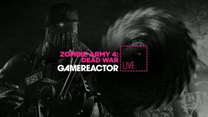 Zombie Army 4: Dead War - Replay del Livestream 2