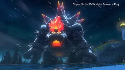Super Mario 3D World + Bowser's Fury - Todo lo que Debes Saber en Vídeo