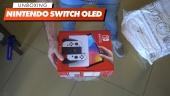 Nintendo Switch modelo OLED - El Unboxing de Gamereactor