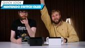 Nintendo Switch OLED - El Vistazo