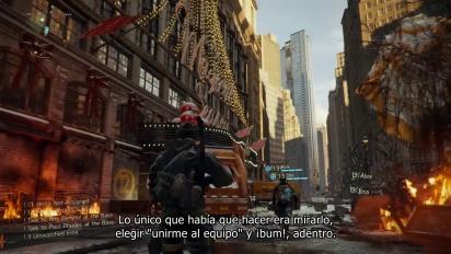 The Division - Tráiler español Testimonial