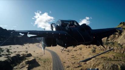 Final Fantasy XV - Uncovered Trailer