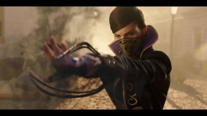 Dishonored 2 - Tráiler con actores en español