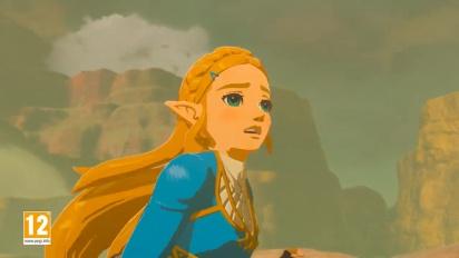 The Legend of Zelda: Breath of the Wild - Tráiler de Nintendo Switch con voces en español