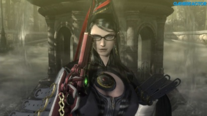 Bayonetta - Gameplay de Nintendo Switch en Central Station