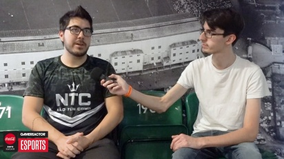 Faceit Minor (Americas) - Entrevista a Bit