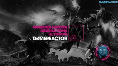 Monster Hunter Generations Ultimate - Replay del Livestream