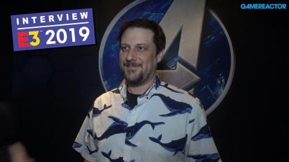 Marvel's Avengers - Entrevista a Noah Hughes