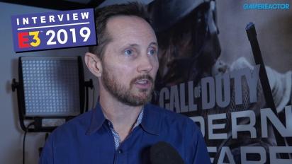 Call of Duty: Modern Warfare - Entrevista a Taylor Kurosaki E3