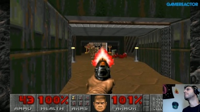 Doom (1) - Replay del livestream con el clásico en español
