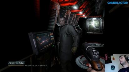 Doom 3 - Replay del livestream con el clásico en español