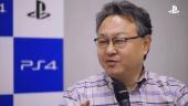 PlayStation Asia entrevista a Shuhei Yoshida en el TGS 2019