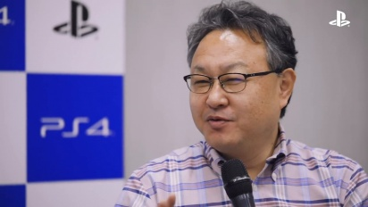 PlayStation Asia - TGS 2019 Interview with Shuhei Yoshida