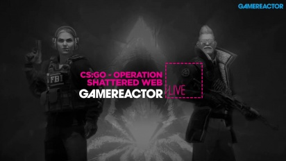 Counter-Strike: Global Offensive - Replay del Livestream Operation Shattered Web