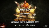 American Fugitive: State of Emergency - Announcement Trailer