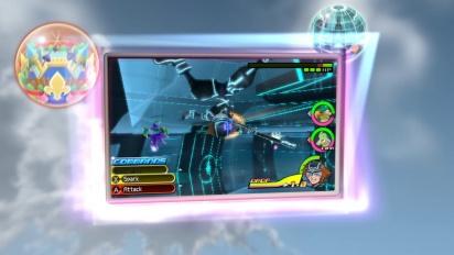 Kingdom Hearts 3D: Dream Drop Distance - New Worlds Trailer
