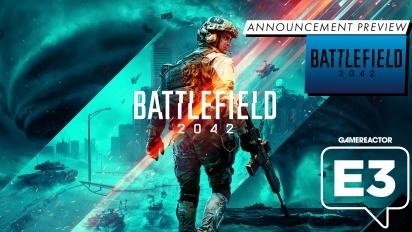 Battlefield 2042 - Preview del Anuncio