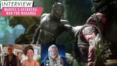 Marvel's Avengers: Guerra por Wakanda - Entrevista con Debra Wilson, Erica Luttrell y Dave Fennoy