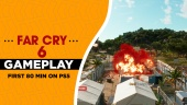 Far Cry 6 - Primeros 80 minutos en PS5