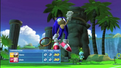 Sega Superstar Tennis - Mac Trailer