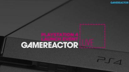 Evento de lanzamiento de PS4 en Dinamarca: calentamiento - repetición del Livestream