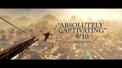 Assassin's Creed IV: Black Flag - Accolades Trailer