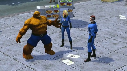 Marvel Heroes - Mr. Fantastic Trailer