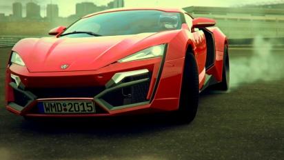 Project CARS - Lykan Hypersport (Free Car #1) Trailer