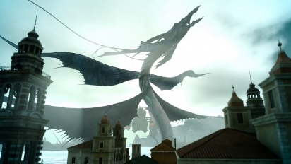 Final Fantasy XV - E3 Trailer