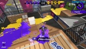 Splatoon 2 - Gameplay 60fps Demo Global Testfire - Combate Territorial en Gimnasio Mejillón II