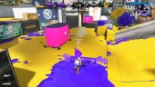 Splatoon 2 - Gameplay 60fps Demo Global Testfire - Combate Territorial en Barrio Congrio I