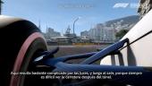 F1 2018 - Gameplay del GP de Mónaco con Charles Leclerc en español