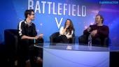 Battlefield V - Ryan McArthur and Nathalie Ek Interview