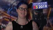 Roller Champions - Entrevista a Naomi Barnes