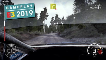 WRC 8 - Gameplay E3 2019 Exclusivo