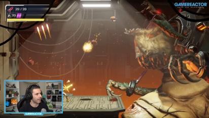 Metroid Dread - Cómo matar a Kraid