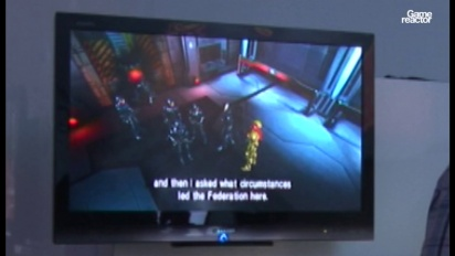 E3 10: Metroid: Other M gameplay