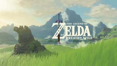 The Legend of Zelda: Breath of the Wild - Official E3 Game Trailer