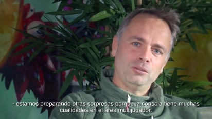 Michel Ancel habla sobre Rayman Legends: Edición Definitiva para Nintendo Switch