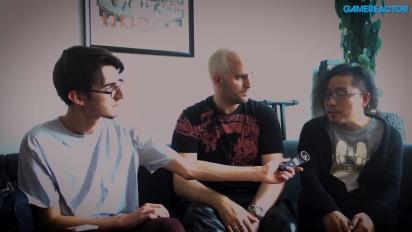 Dissidia Final Fantasy NT - Ichiro Hazama Interview