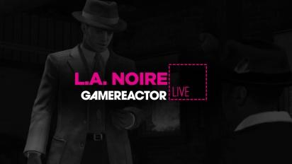 L.A. Noire - Replay del Livestream en Xbox One X a 4K