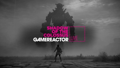Shadow of the Colossus - Replay del Livestream