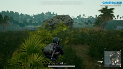 PlayerUnknown's Battlegrounds - Gameplay en Sanhok con niebla