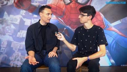 Spider-Man - Entrevista a Jon Paquette