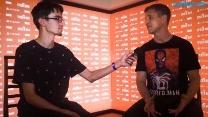 Spider-Man - Entrevista a Yuri Lowenthal