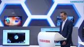 Toshiba - Presentación de Bart Kuijten en IFA 2018