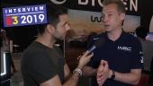WRC 8 - Entrevista a Alain Jarniou