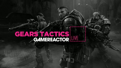 Gears Tactics - Replay del Livestream