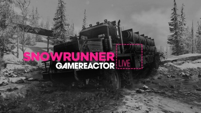 SnowRunner - Replay del Livestream